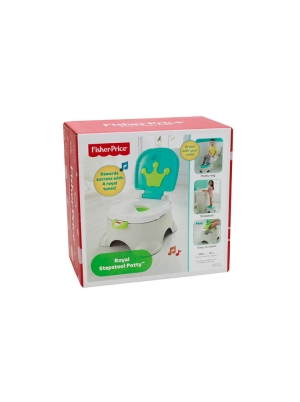 Fisher Price Baby Gear Royal Potty
