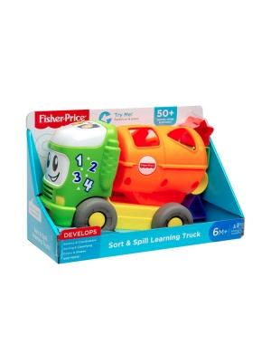 Fisher Price Infant Shape Sorter Truck