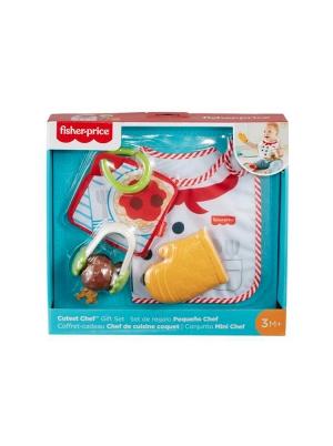 Fisher Price Newborn Mini Chef Gift Set
