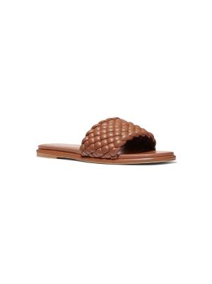 Amelia Braided Slide Sandal