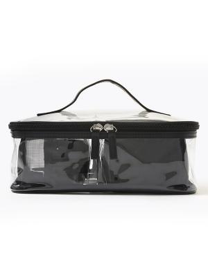 4 Piece Make-Up Bag Set