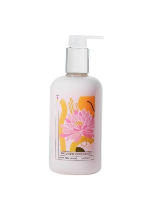 Water Lily Hand & Body Lotion 300ml