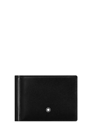 Meisterstück Wallet 6cc with Money clip