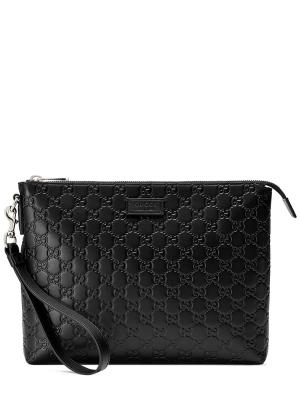Gucci Signature soft men's bag