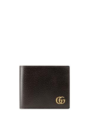GG Marmont leather bi-fold