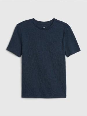 Kids Organic Pocket T-Shirt