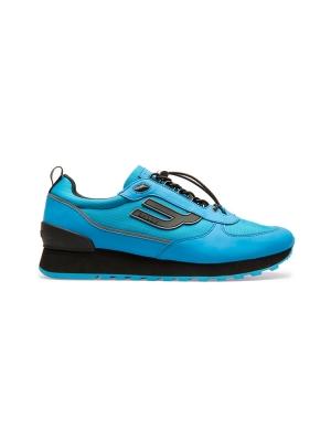 Gryso-T Sneakers in Neon Blue