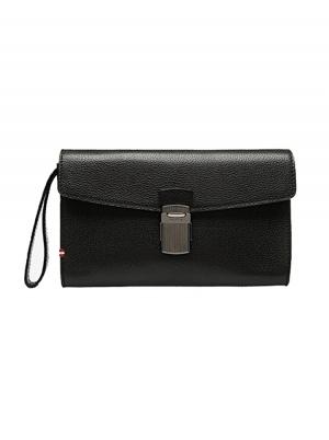 Gully Leather Clutch Bag