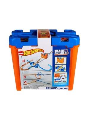 Hot Wheels Track Builder Deluxe Stunt Box