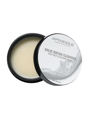 Solid Goats Milk Brush Cleanser