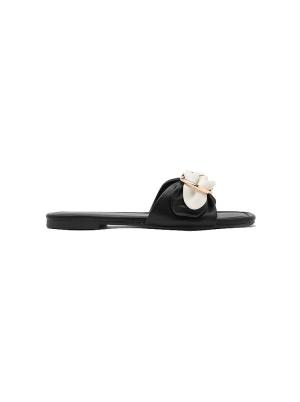 Round Buckle Sandals