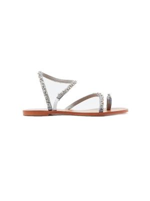 Crystallic Sandals