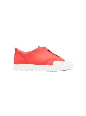Athleisure Zipped Sneakers