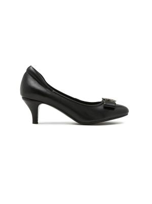 Buckle Bow Heels