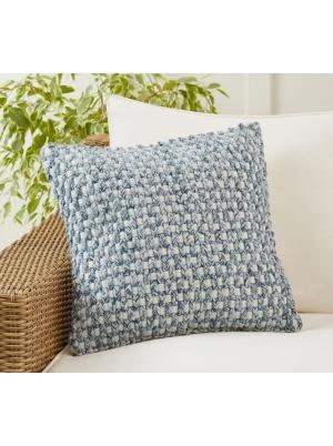 Cadyn Textured Outdoor Pillow