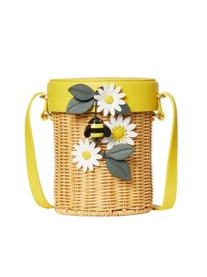 buzz honey pot crossbody