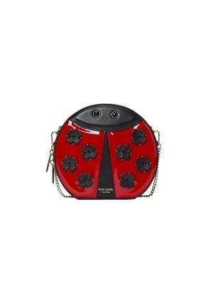dottie lady bug crossbody multi
