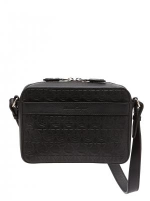 Gancini Cross Body Bag