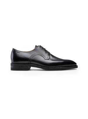 Scrivani Mens Shoes in Black