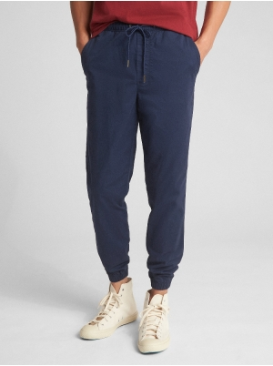 Twill Joggers with GapFlex