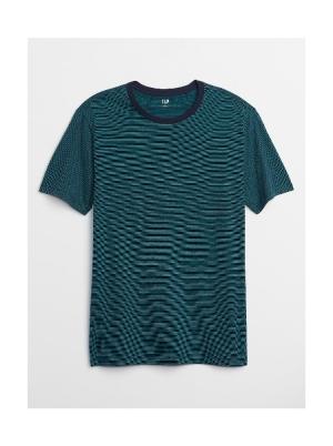 Everyday Micro Stripe T-Shirt