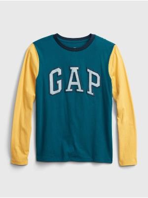 Kids Gap Logo Colorblock T-Shirt