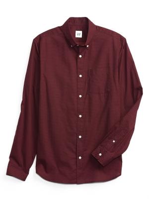 Poplin Shirt in Standard Fit