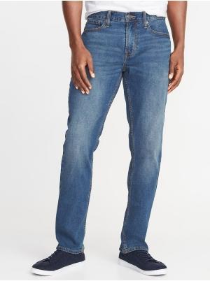 Straight Built-In Flex Jeans For Men
