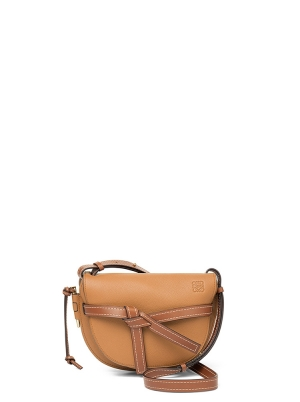 Small Gate bag in soft grained calfskin