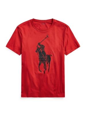 Custom Slim Big Pony T-Shirt