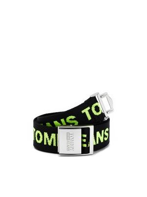 Tommy Jeans Men's Fashion Webbing Belt